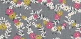 Grey Flower Strings