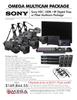DISCONTINUED Sony HSC-100R / RF Digital Triax or Fiber Multicam Package