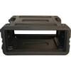 Gator Cases G-PRO-6U-19 6-Space Rotationally Molded Rack Case