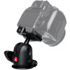 Manfrotto 496RC2 Compact Ball Head with 200PL-14 Quick Release Plate - DISCONTINUED