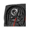 Manfrotto RC-10 Pro Light Video Camera Raincover for Medium-Size Camcorder / DSLR Rig (Black)