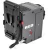 Wooden Camera 167000 WC V-Mount Battery Plate for RED Epic/Scarlet Cameras