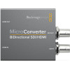 BLACKMAGIC DESIGN CONVBDC/SDI/HDMI Micro Converter BiDirectional SDI/HDMI