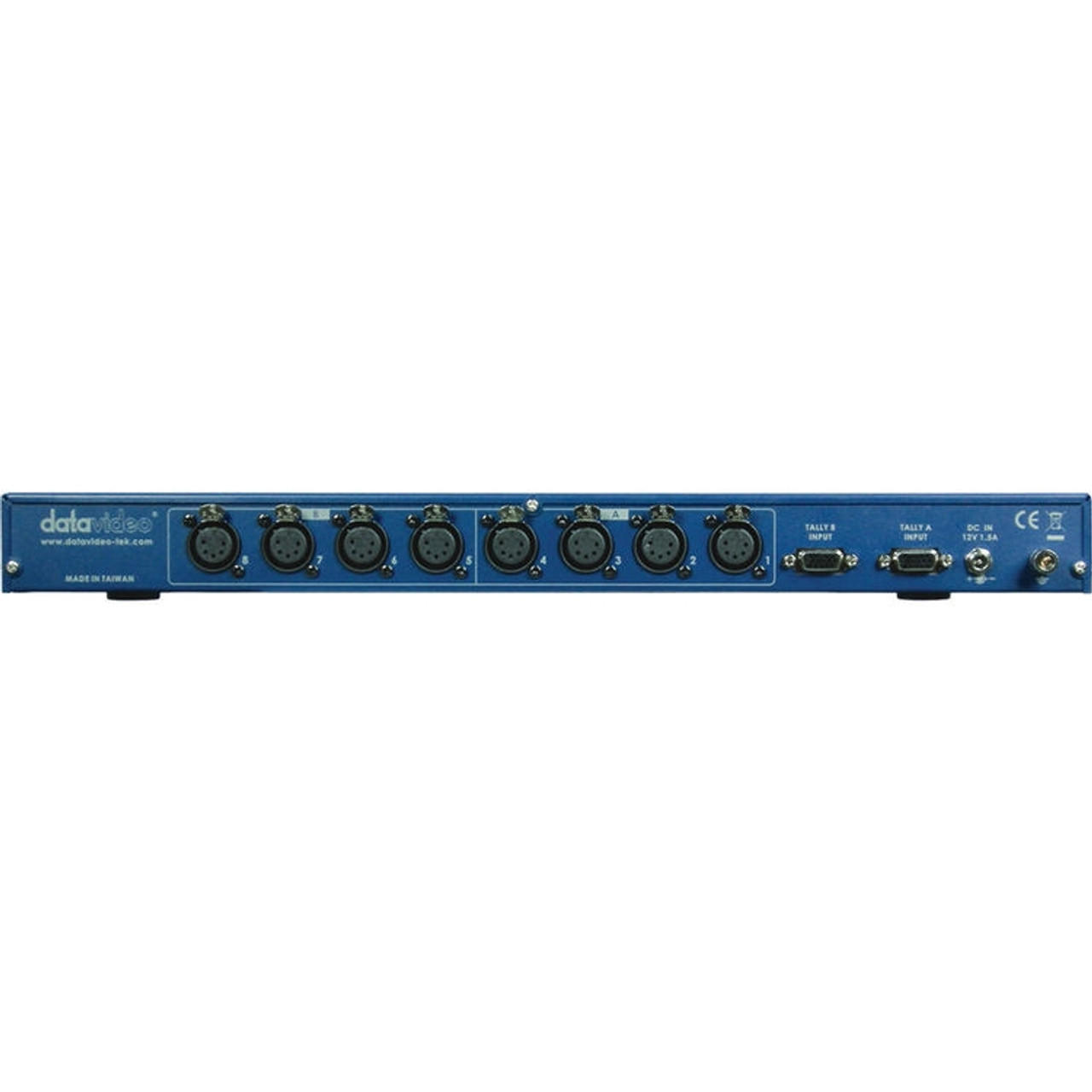 f912c8efdf6854 ... Datavideo ITC100-HP1K Wired Intercom System with Four HP-1 Headsets Kit  ...