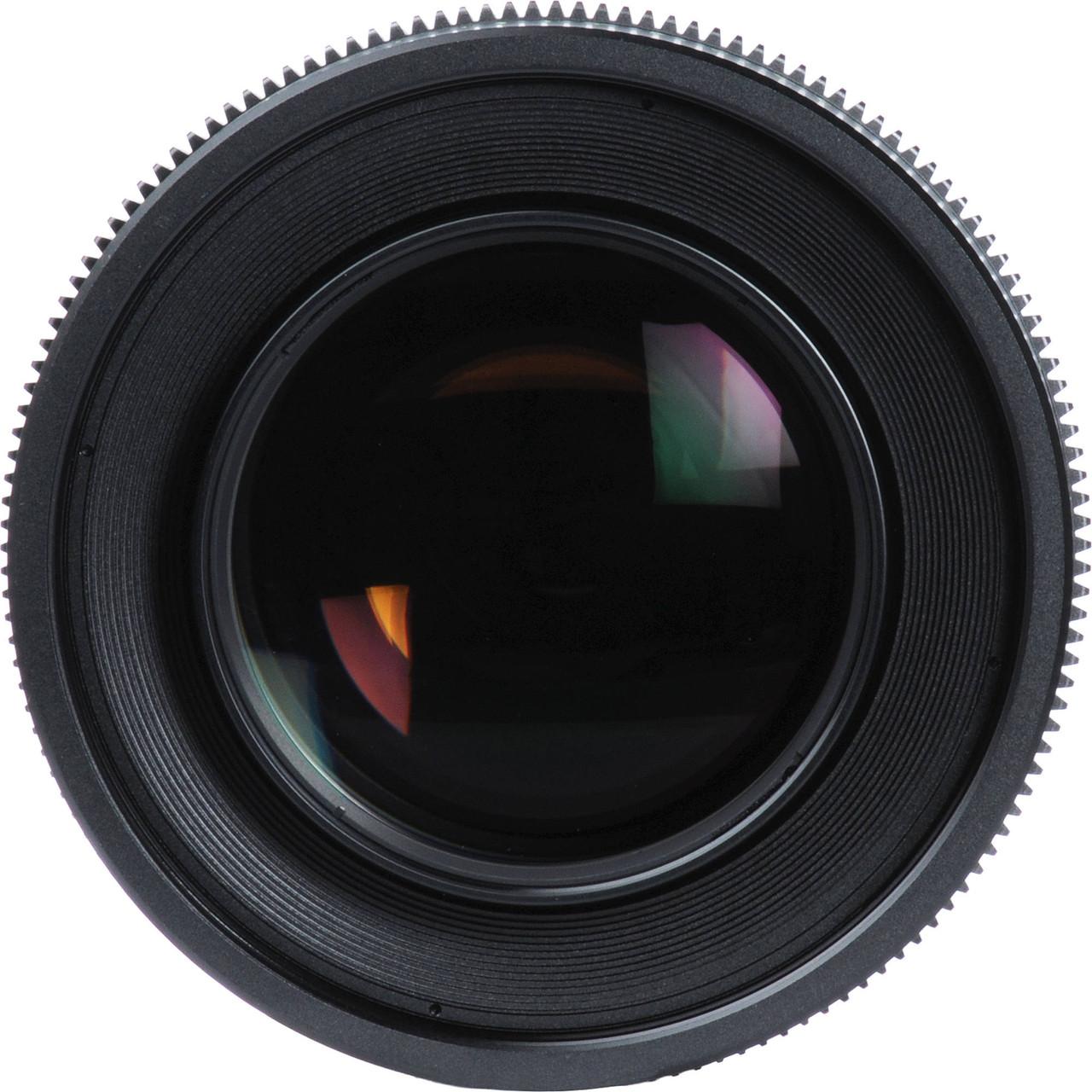 Canon Cn E 85mm T1 3 L F Cine Lens 6571b001