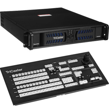 TriCaster 460 32-Input Package featuring PESA XSTREAM Router
