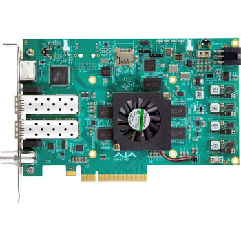 AJA KONA IP PCIe Audio/Video I/O Card