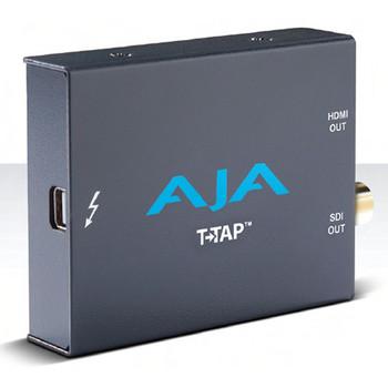 AJA T-Tap Thunderbolt Powered SDI and HDMI Output Device