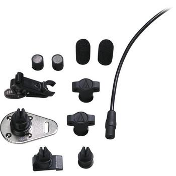 NEW OPEN BOX Audio-Technica AT899 Condenser Lavalier Microphone