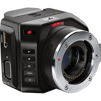 Blackmagic Design CINECAMMICHDMFT Micro Cinema Camera