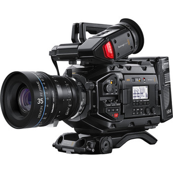 Blackmagic Design URSA Mini Pro 4.6K G2 Digital Cinema Camera