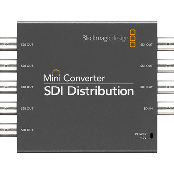 Blackmagic Design CONVMSDIDA Mini Converter SDI Distribution