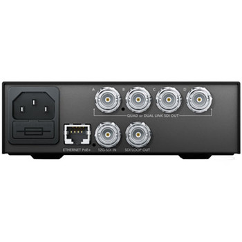 Blackmagic Design CONVNTRM/DB/SDIQD Teranex Mini 12G-SDI to Quad SDI Converter