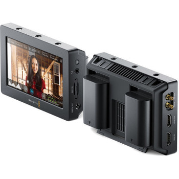 "Blackmagic Design HYPERD/AVIDAS5HD Video Assist HDMI/6G-SDI Recorder and 5"" Monitor"