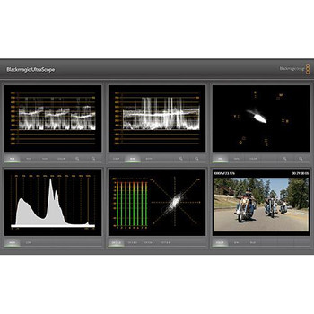 Blackmagic Design TVTEUS/PCI UltraScope