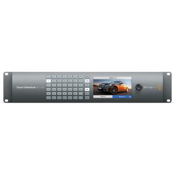 Blackmagic Design VHUBSMART6G4040 Smart Videohub 40 x 40 6G-SDI
