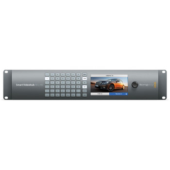 Blackmagic Design VHUBSMART6G4040 Smart Videohub 40 x 40 6G-SDI