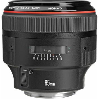 Canon 1056B002 EF 85mm f/1.2L II USM Lens