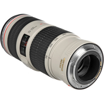 Canon EF 70-200mm f/4L IS USM Lens (1258B002) - DISCONTINUED