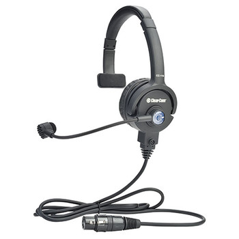Clear-Com CC-110 Sealed-Earcup Headset, 1 Muff - DISCONTINUED