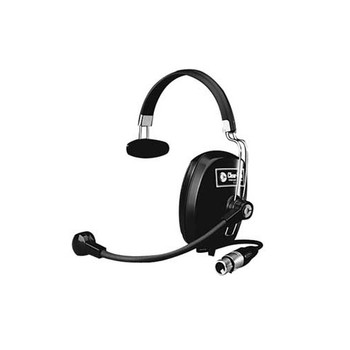 Clear-Com CC-40 Single-Ear General Purpose Intercom Headset - DISCONTINUED