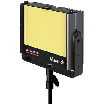 Cineo Lighting 901.0083 Maverick LED Light Bi-Color Portable Gold Mount Kit