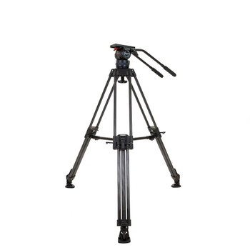 CT30K Tripod with optional Mid-Level Spreader and second Pan Bar
