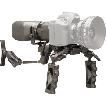 Cinevate SIMP0002 Simplis Pro DSLR Support Rig Kit
