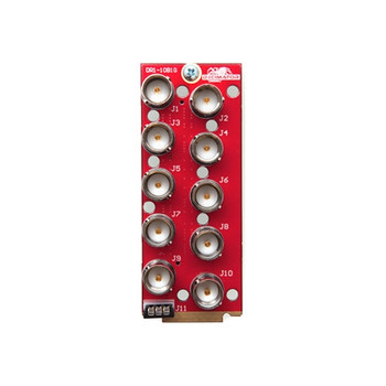 Decimator DR1-10B1G Rear Module for Decimator openGear Cards