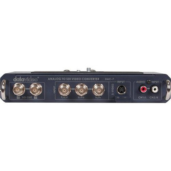 Datavideo DAC-7 Analog to SDI Converter - DISCONTINUED