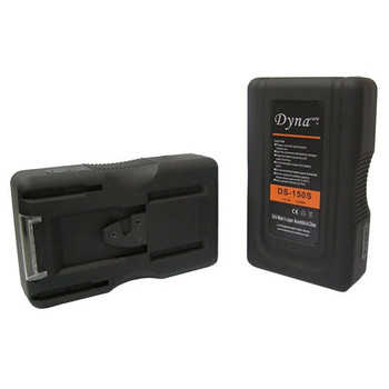 Dynacore DS-150S High Load Output, V-Mount Li-ion Battery, (150Wh 14.8V)