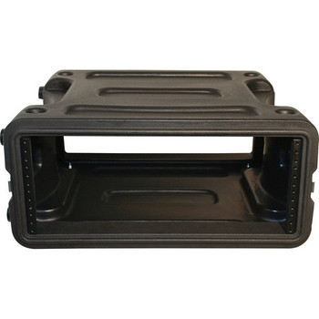 Gator Cases G-PRO-6U-19 6-Space Rotationally Molded Rack Case