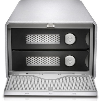 G-Technology 0G04085 G-RAID 8TB 2-Bay Thunderbolt 2 RAID Array (2 x 4TB)