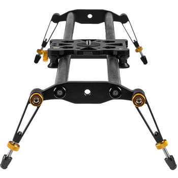 "iKan SLD-31 Carbon Fiber Camera Slider with 19mm Track Rails (31"")"