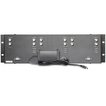 "JVC DT-X51HX3 Triple 5"" Rack Display Monitor With HDMI"