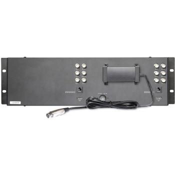 """JVC DT-X71HX2 7"""" Dual LCD Monitor"""