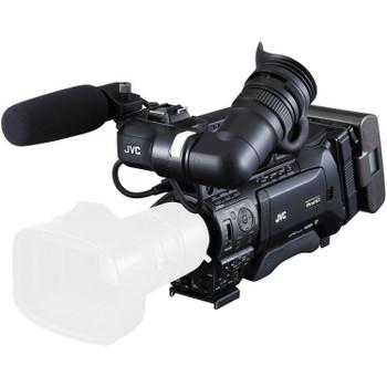 JVC GY-HM850CHU ProHD Compact Shoulder Mount Camera