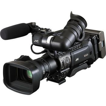 JVC GY-HM890U ProHD Compact Shoulder Mount Camera with Fujinon 20x Lens