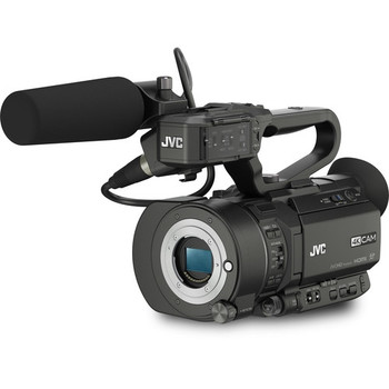 JVC GY-LS300 4KCAM Handheld S35mm Camcorder (Body Only) - DISCONTINUED