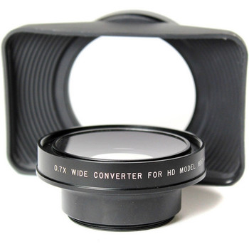 JVC HM100U169WC7X 16x9 Inc. Wide Conversion Lens Package