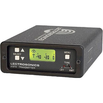 Lectrosonics IFBT4-19 Frequency-Agile IFB Transmitter