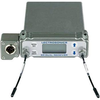 Lectrosonics SRb5P Camera Slot UHF Receiver (Block 22) - DISCONTINUED