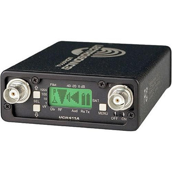 Lectrosonics UCR411A-22 Camera Mountable Receiver (Frequency Block 22)