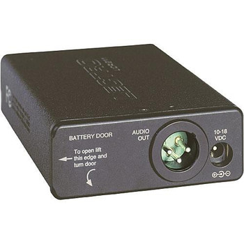 Lectrosonics UCR411A Camera Mountable Receiver (Frequency Block 22)
