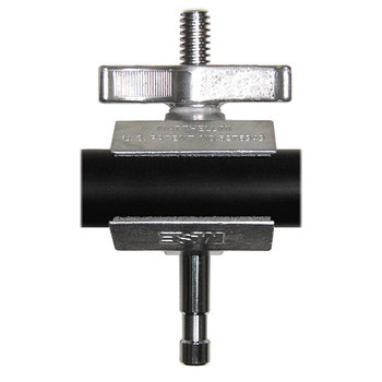 "Matthews 420101 Matthellini Clamp with 3"" Center Jaw (Silver)"