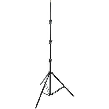 Manfrotto 368B Basic Black Light Stand - 11' (3.3m)