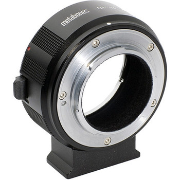 Metabones MBNFM43BT2 Nikon F Lens to Micro Four Thirds Camera T Adapter II (Black)