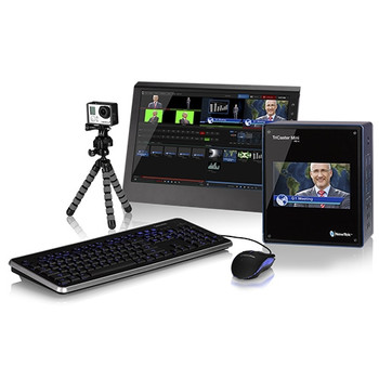 BSTOCK NewTek TriCaster Mini (No Screen) Make Your Ordinary Presentations, Extraordinary