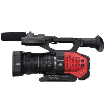 BSTOCK Panasonic AG-DVX200 4K Handheld Four Thirds Camcorder