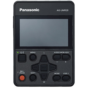 Panasonic AG-UMR20 Memory Card Portable Recorder